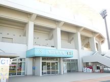 弁慶スタジアム(末広野球場)